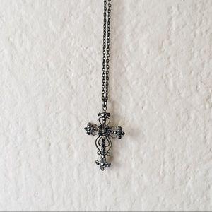 Jewelry - Long Cross Necklace